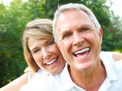 Rejuvenation With Dental Aesthetic