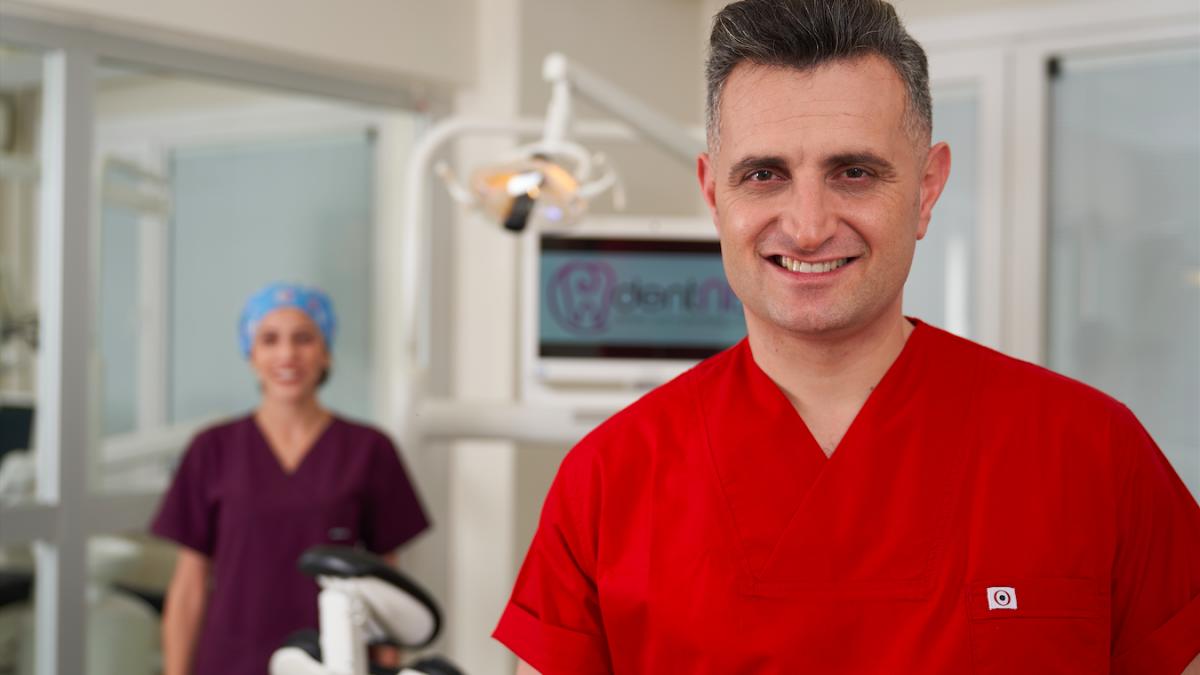 Best Turkish Cosmetic Dentist DDS.Abdulkadir Narin