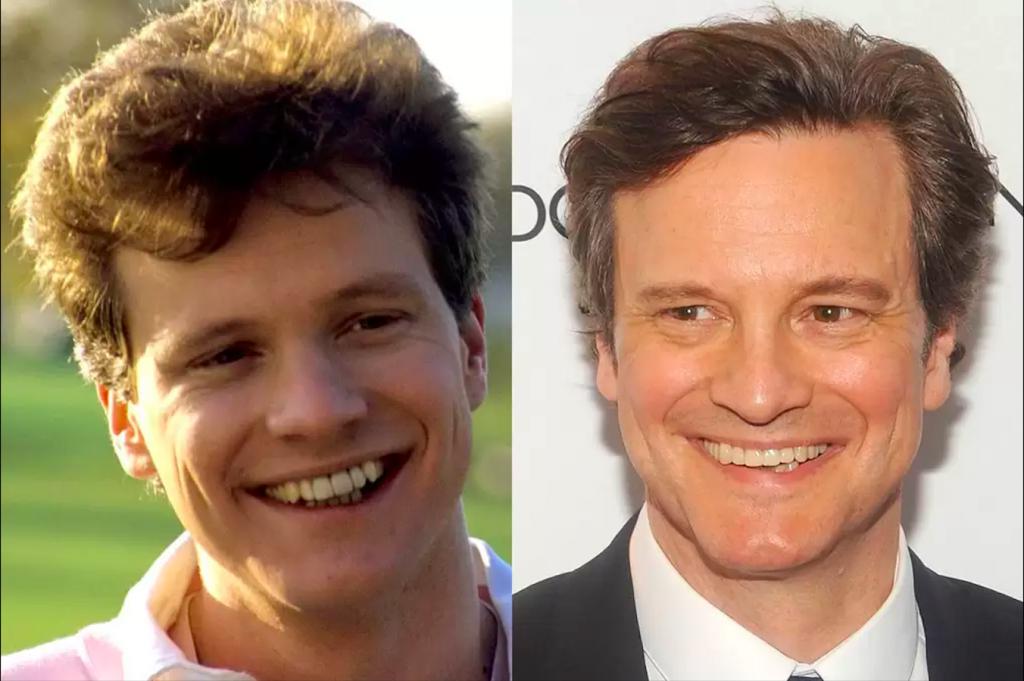 Ünlülerin Dişleri - Colin Firth